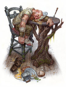 Dwarf 5e (5th Edition) in D&D